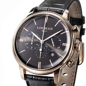 Locman-1960-Chrono-oro-nero-Part