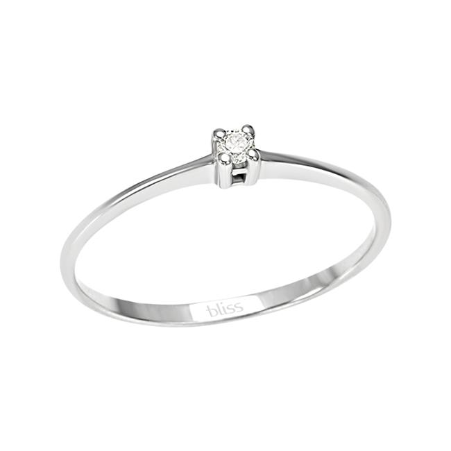prezzo competitivo 4edb2 d3886 Anello I Solitari un diamante – Bliss