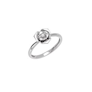 Anello Camille con diamante